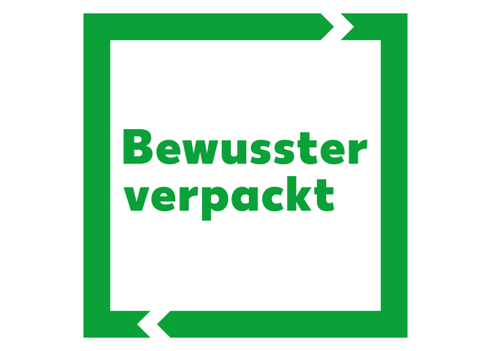 bewusster verpackt logo