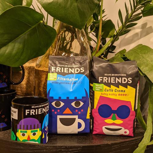 Nachhaltiger Kaffee Beans Brothers, Tchibo Gewinnspiel
