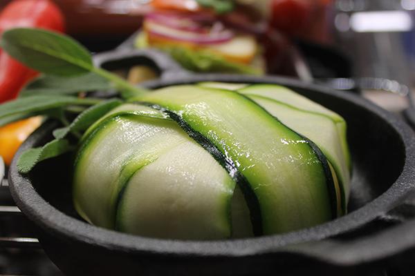 ÖMA Camembert Zucchini