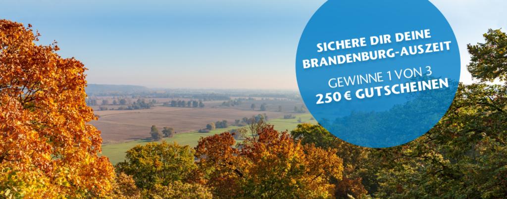 Tourismus Marketing Brandenburg Header