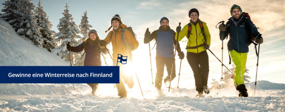 Wikinger Reisen Gewinnspiel Reise nach Finnland