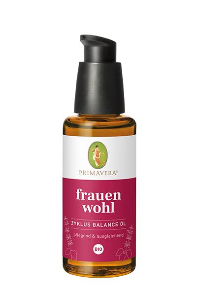 Primavera Geschenk frauenwohl Produkte Balance Öl