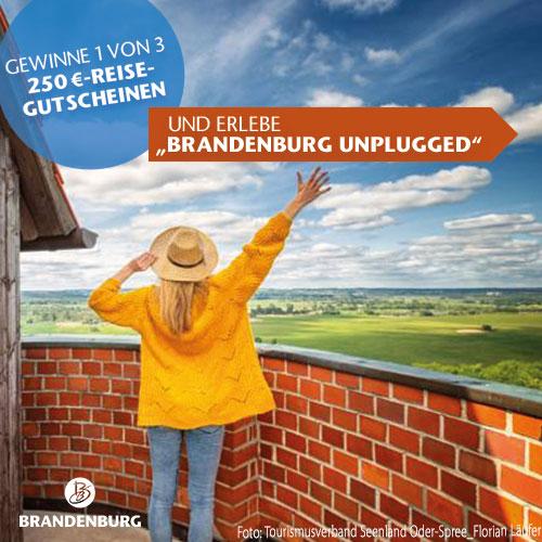 Tourismus Marketing Brandenburg