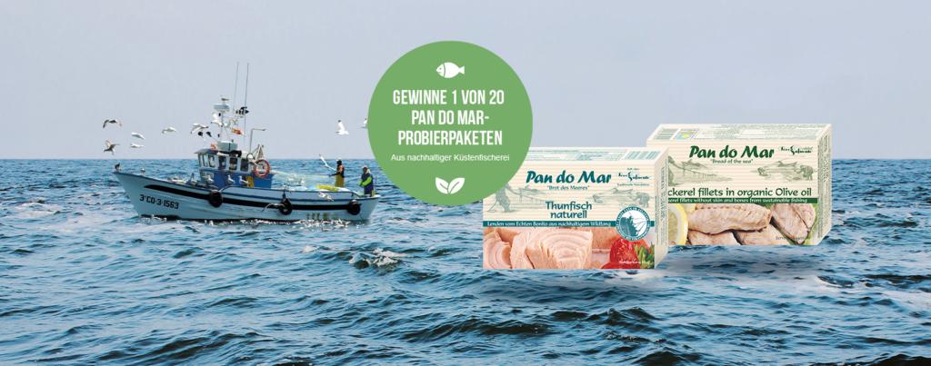 demeter Pan do Mar Probierpaket gewinnen