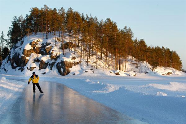Wikinger Reisen Saimaa-See nach Finnland
