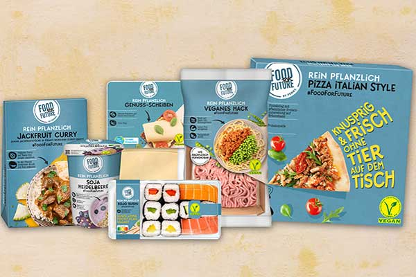 PENNY Food for Future vegane Produkte