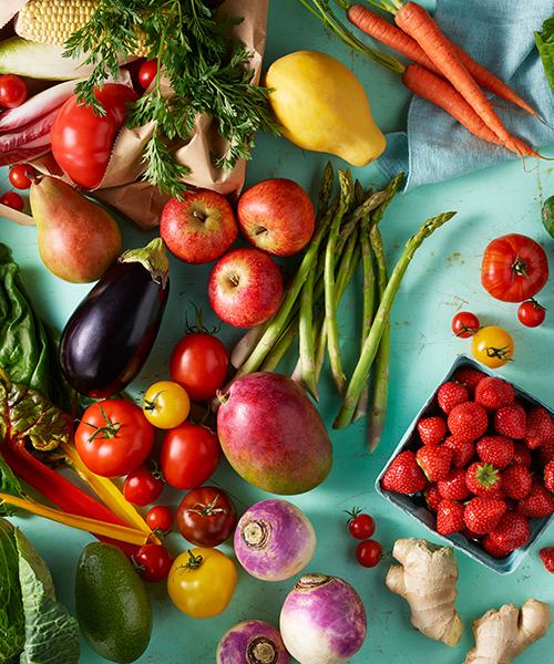 Früchte Rewe Bio; besser ohne natürliche Aromen