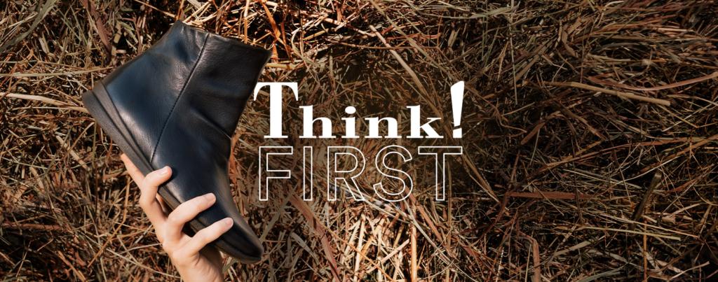 Think! Schuhe Rabattcode