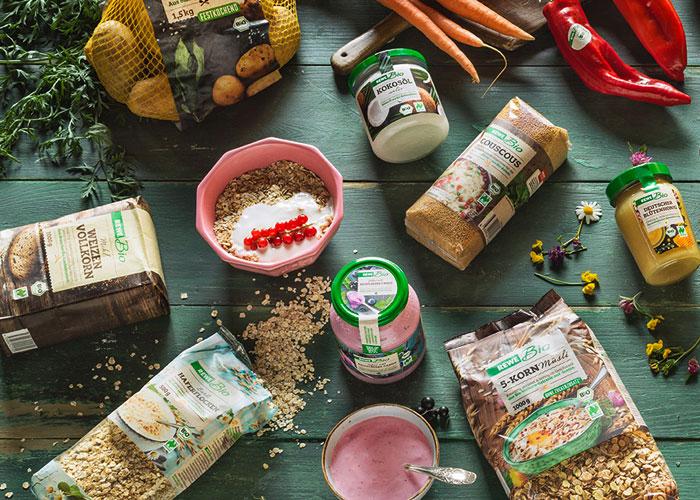 REWE Bio Naturland Tofu deutsche Landwirtschaft